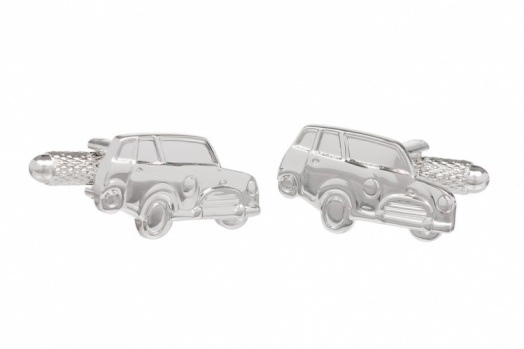 Mini Car Cufflinks